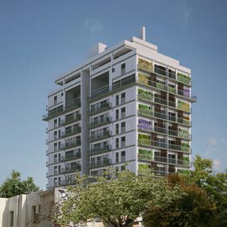 Edificio Cuatrovientos (2010)