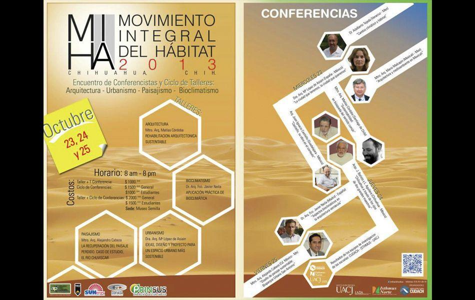 Conferencias Juan Ignacio Castiello Arquitectos